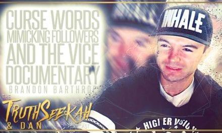 Brandon Barthrop | Curse Words, Mimicking Followers and the Vice Documentary