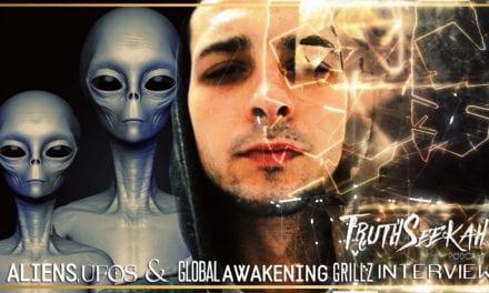 Aliens, UFOs, Global Awakening & Hip Hop | Grillz Interview