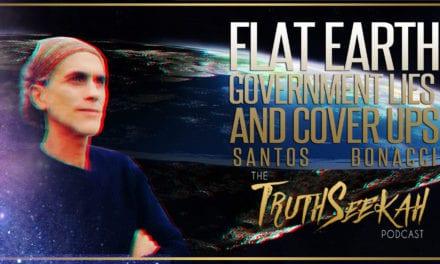 Santos Bonacci | Flat Earth, Government Lies And Cover Ups