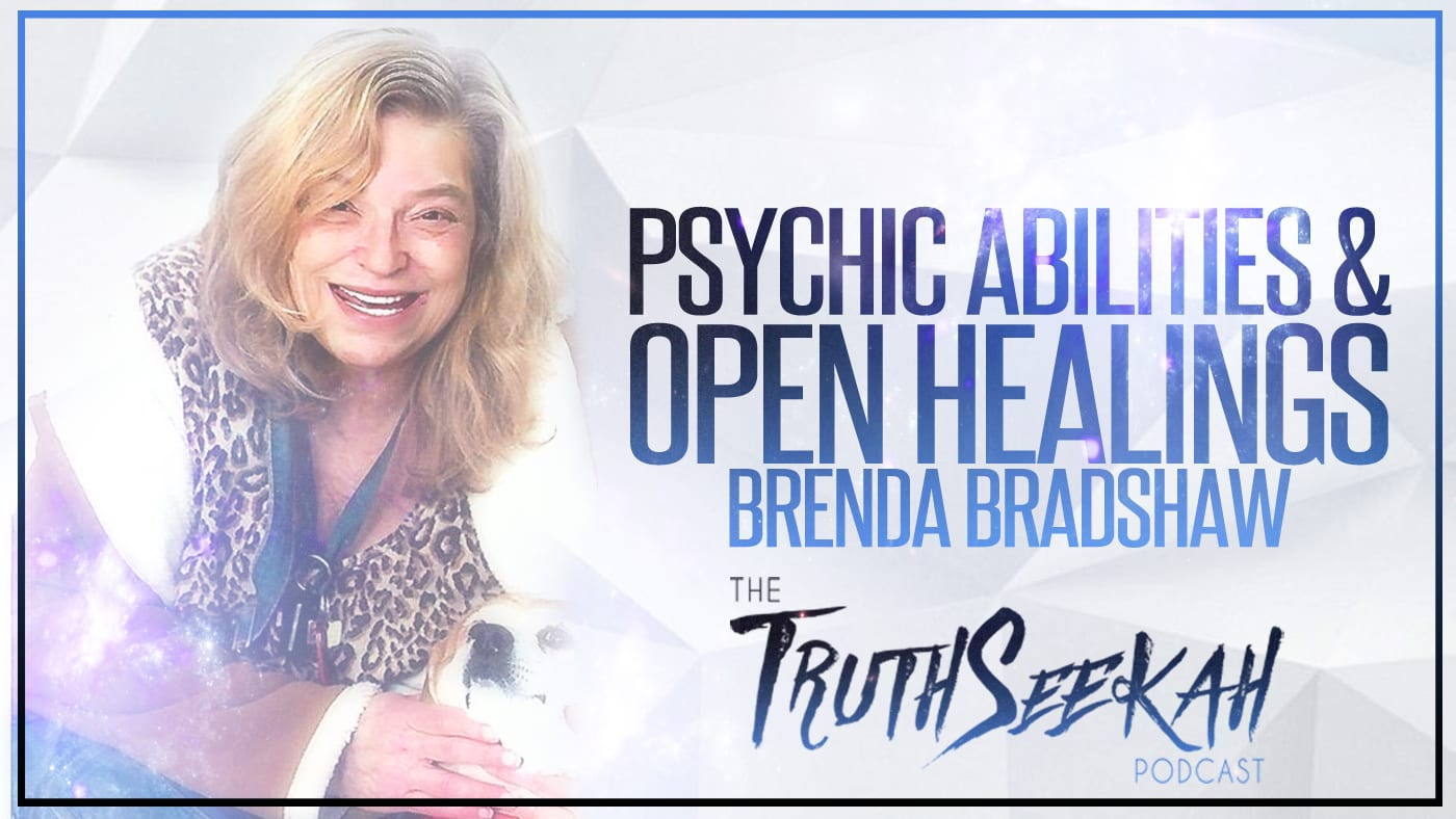Psychic Abilities & Open Healings   Brenda Bradshaw