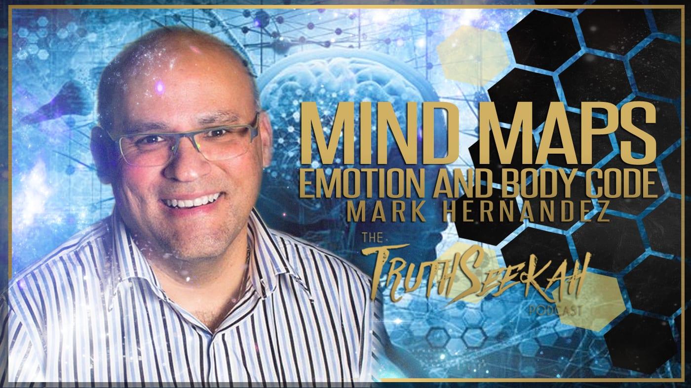 Mind Maps | Emotion and Body Code | Mark Hernandez