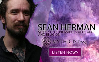 Sean Herman | The Serpents of Bienville, Cults, UFOs & Religion