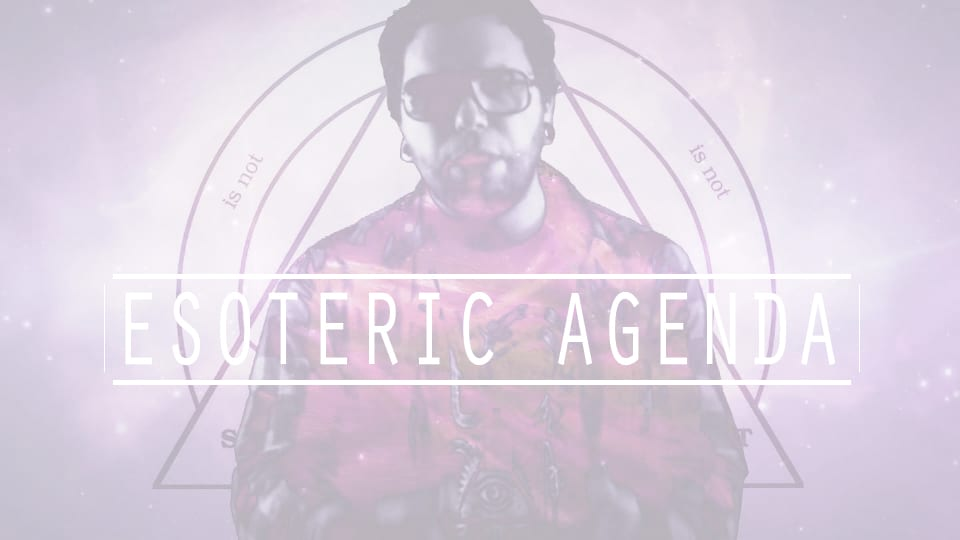 Esoteric Agenda | TruthSeekah | Official Video | Spiritual Alchemy | LCOB