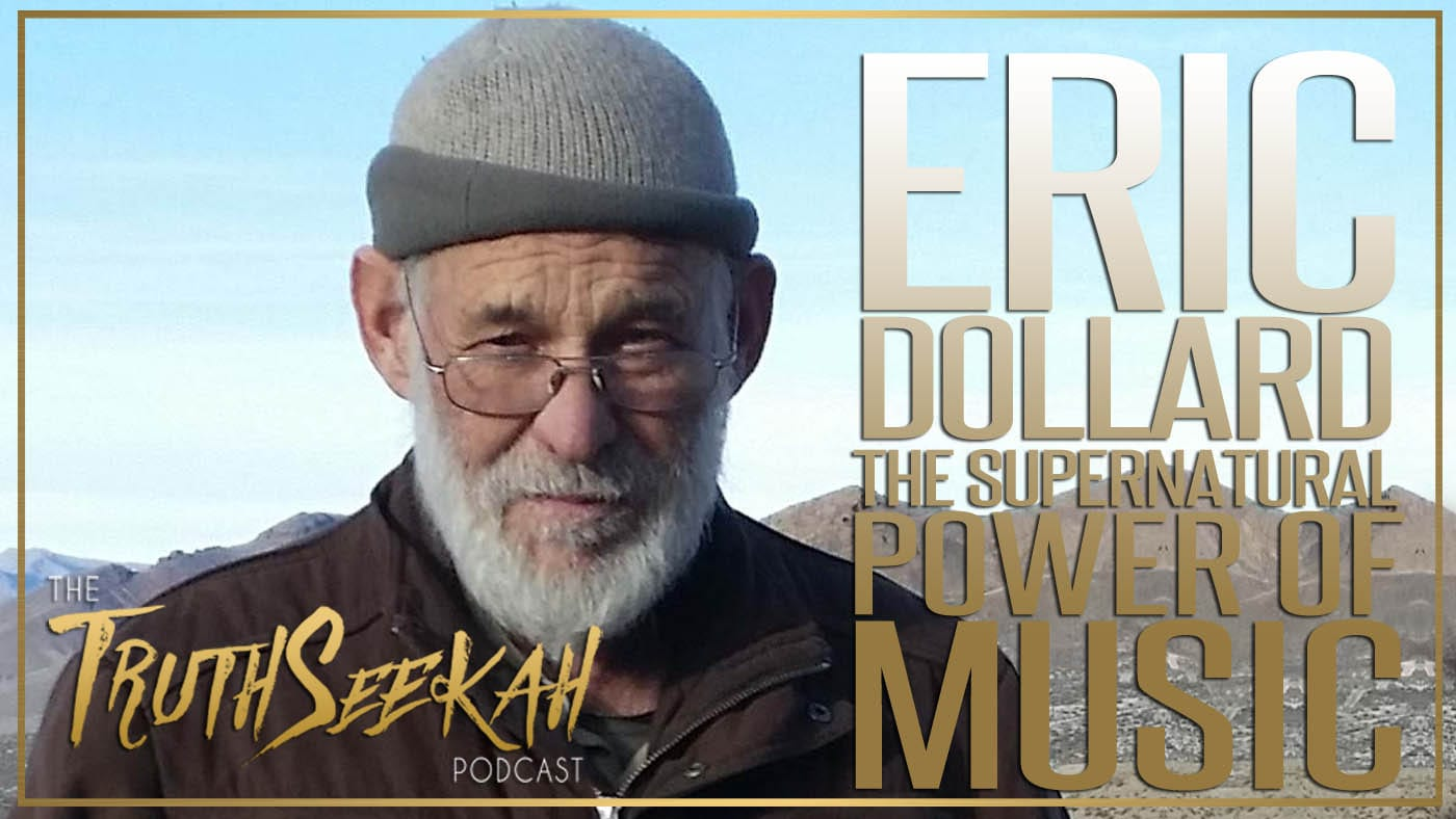 The Supernatural Power Of Music, Spirits, Entities, Pythagoras & Spirituality | Eric Dollard