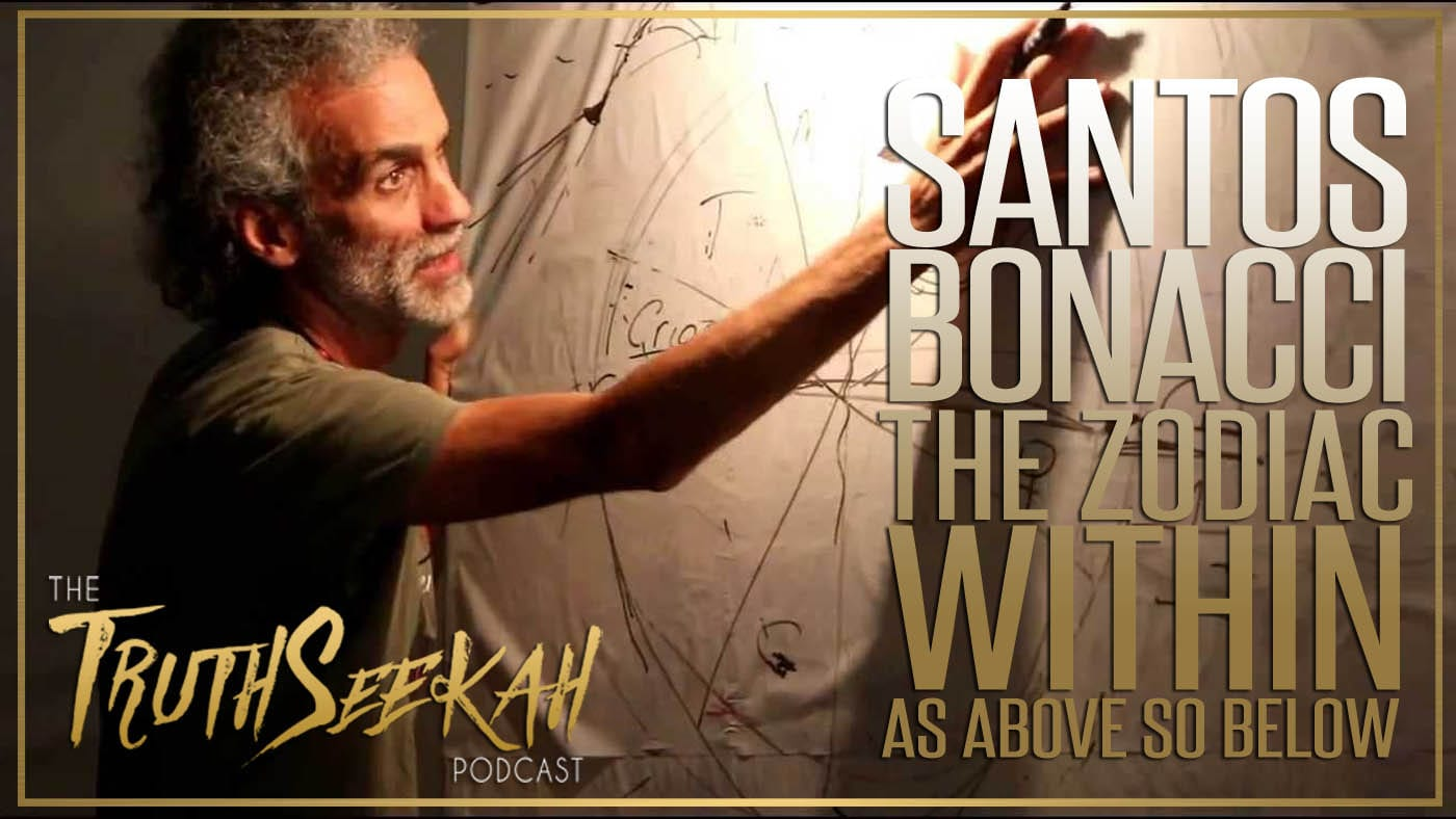 Santos Bonacci | The Zodiac Within (As Above So Below)