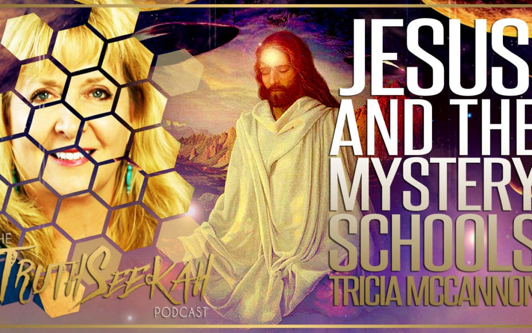 Tricia McCannon | Jesus And The Mystery Schools | Angels and How To See Them