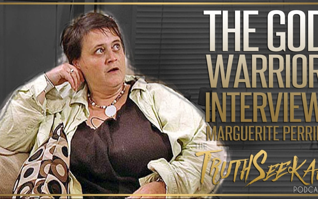 The God Warrior Marguerite Perrin From ABC's Trading Spouses | Interview