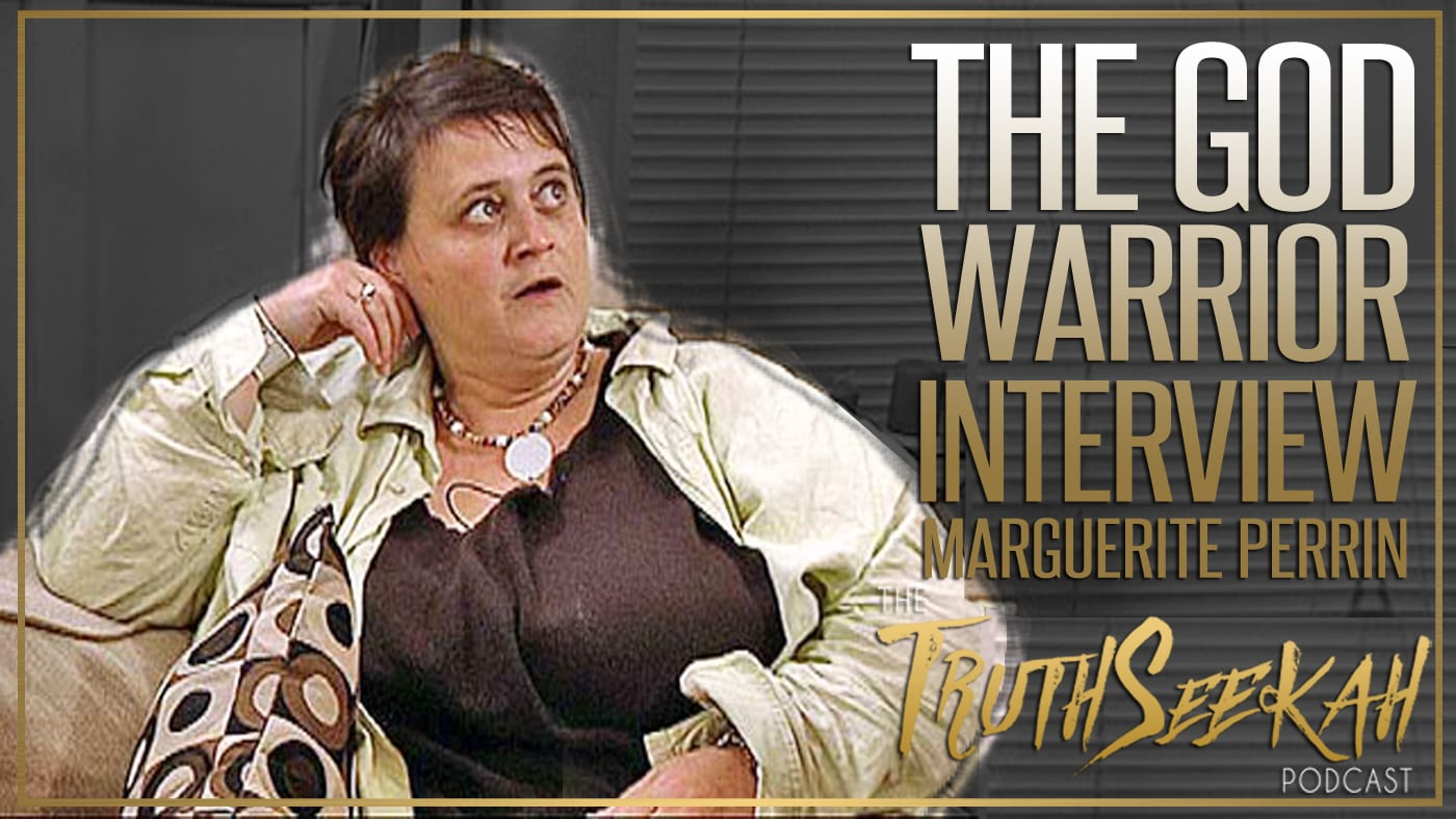 The God Warrior | Marguerite Perrin From ABC's Trading Spouses | Interview