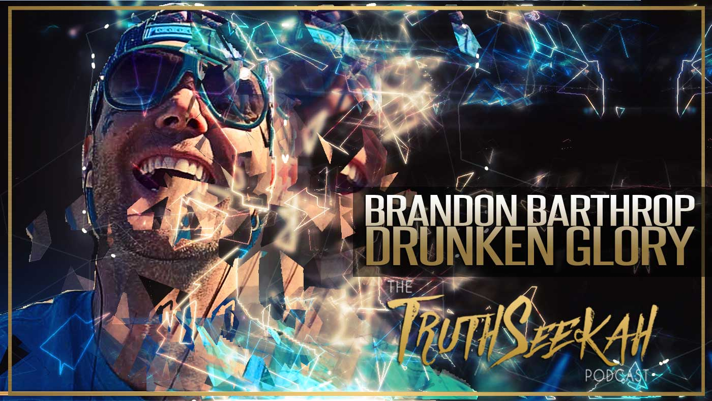 Brandon Barthrop | The Christian Crack House & Drunken Glory