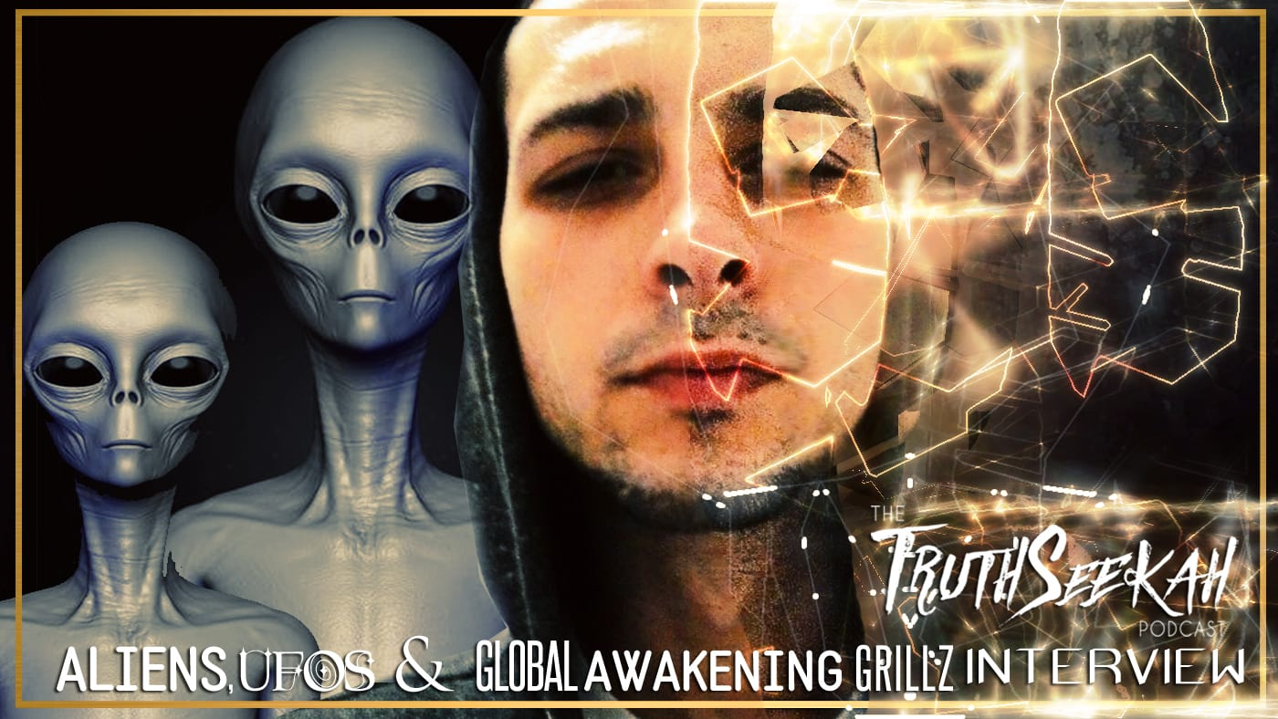 Aliens, UFOs, Global Awakening & Hip Hop | Grillz Interview