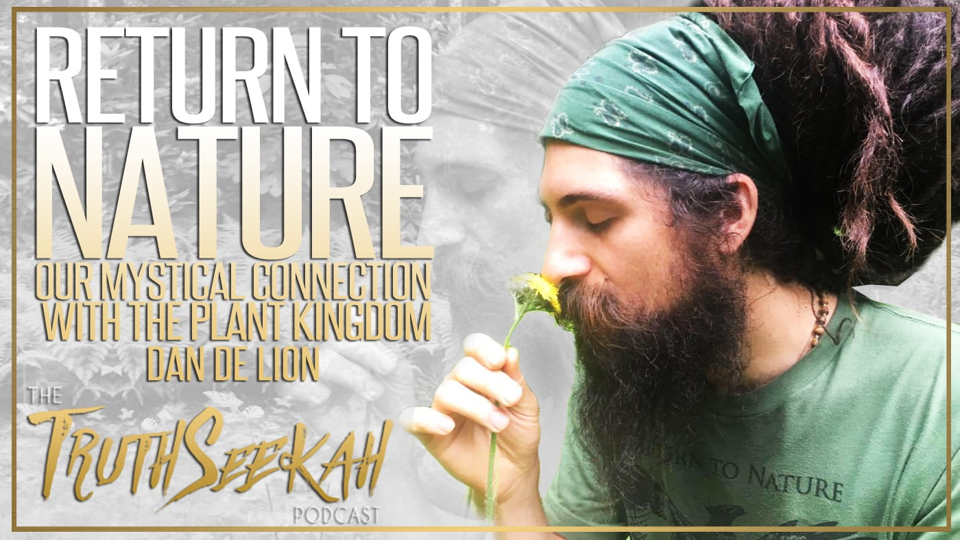 Return To Nature | Psychedelics and Our Mystical Connection With The Plant Kingdom | Dan De Lion