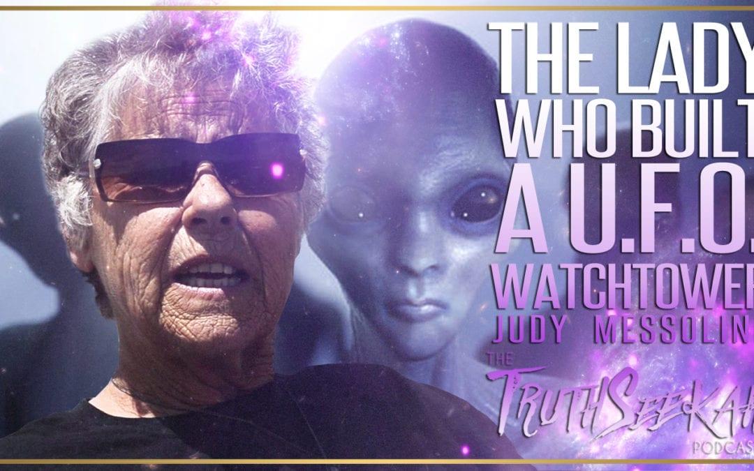 judy messoline ufo watchtower