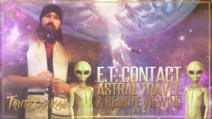 et contact astral travel