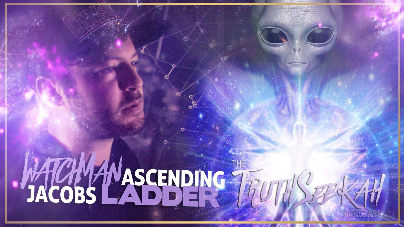 Watchman | Ascending Jacob's Ladder | UFOs, Aliens and Music