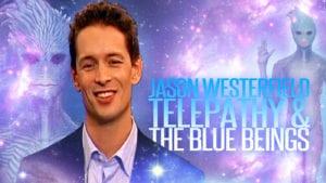 Jason Westerfield Telepathy Blue Beings