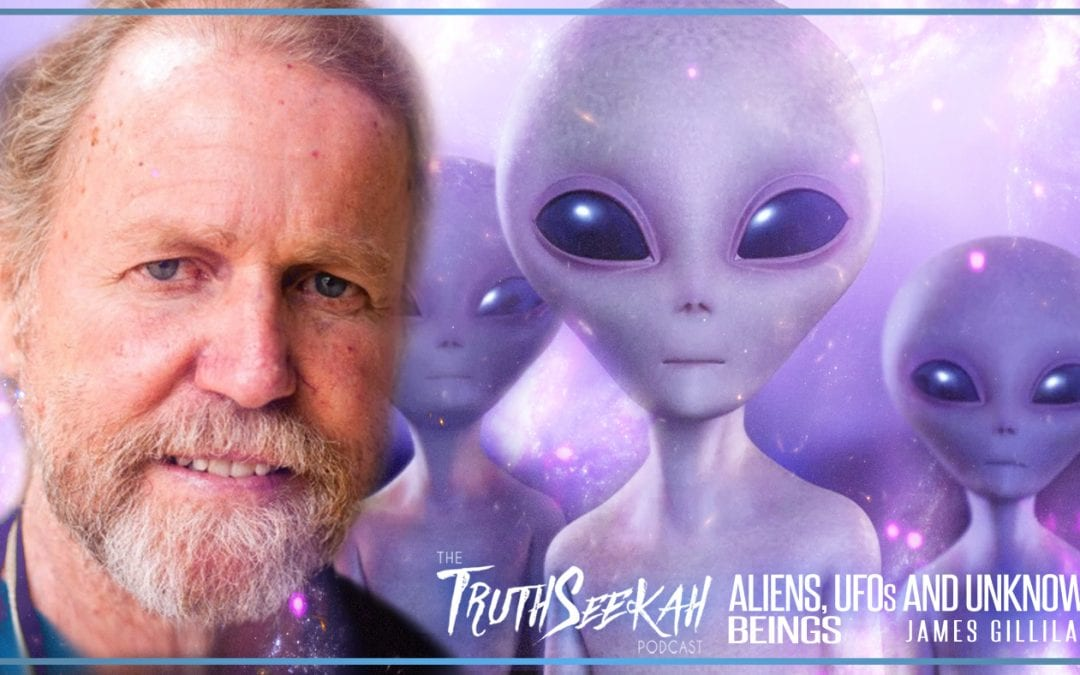 James Gilliland | Aliens UFOs & Unknown Beings | Contact Is Enlightenment