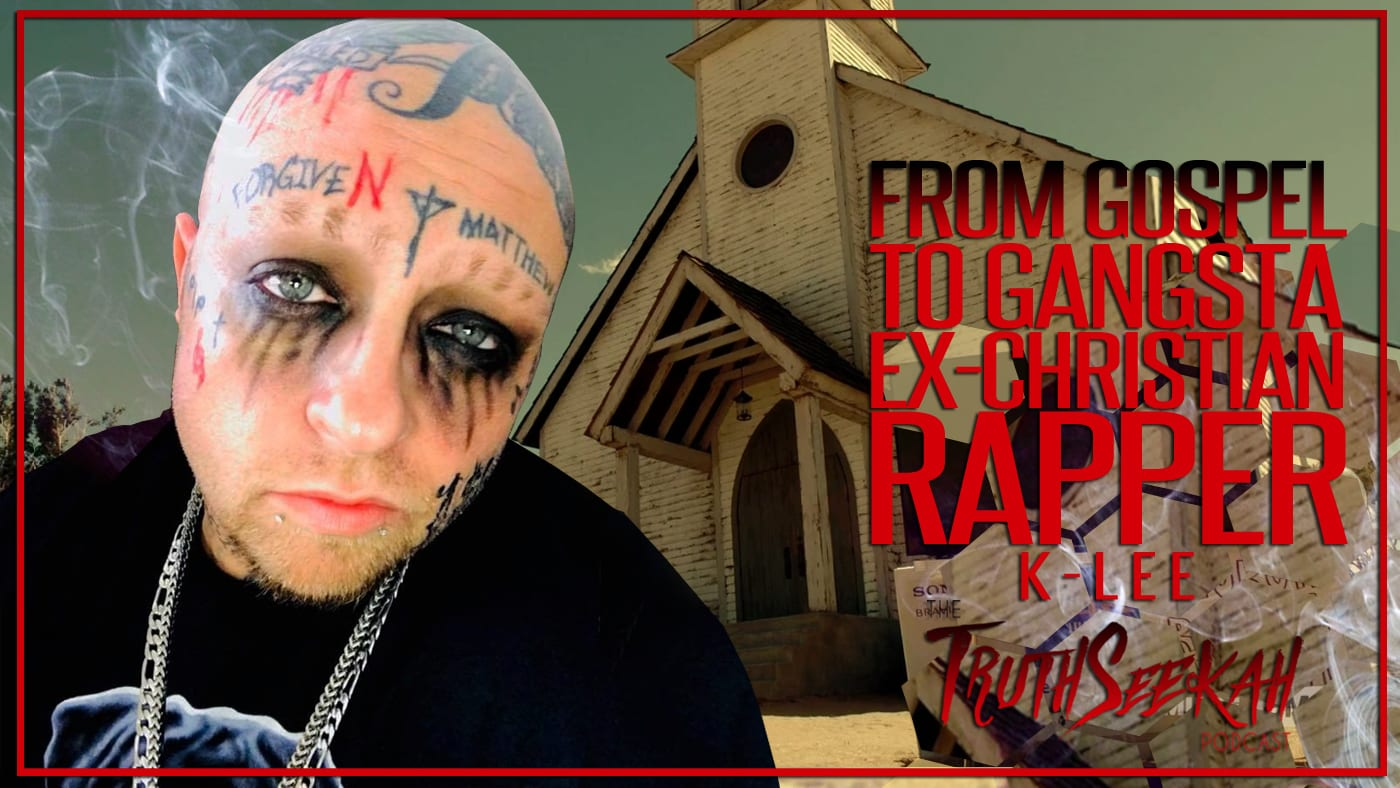 From Gospel To Gangsta | Ex-Christian Rapper K-Lee