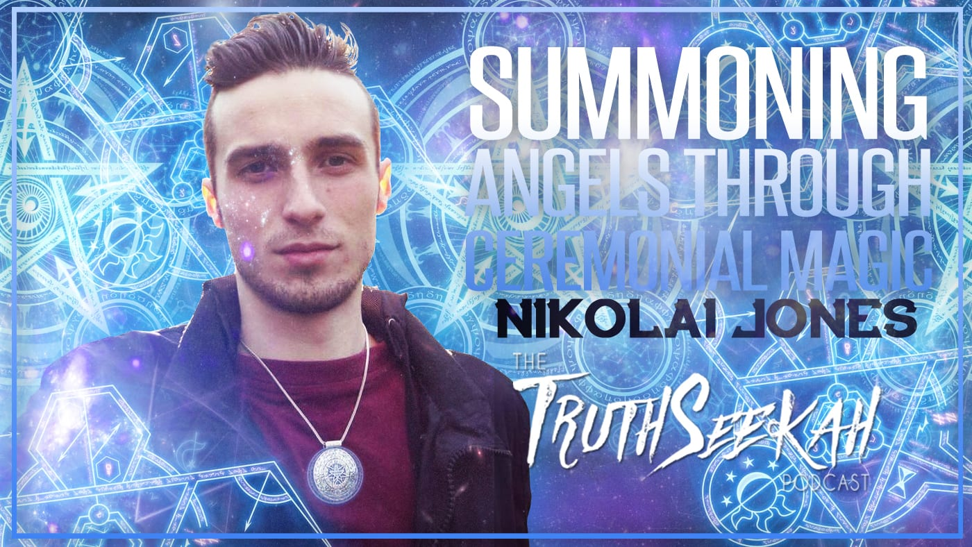 Summoning Angels Through Ceremonial Magic | Nikolai Jones