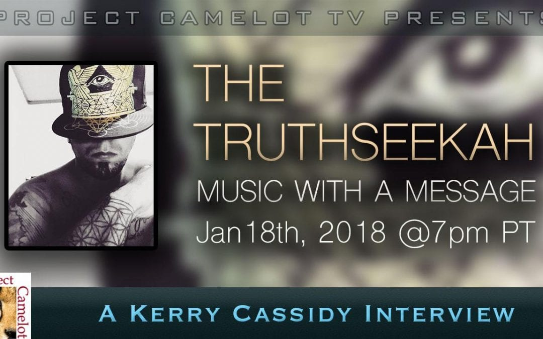 Project Camelot | Interview With TruthSeekah | Angels, Aliens & The Bible