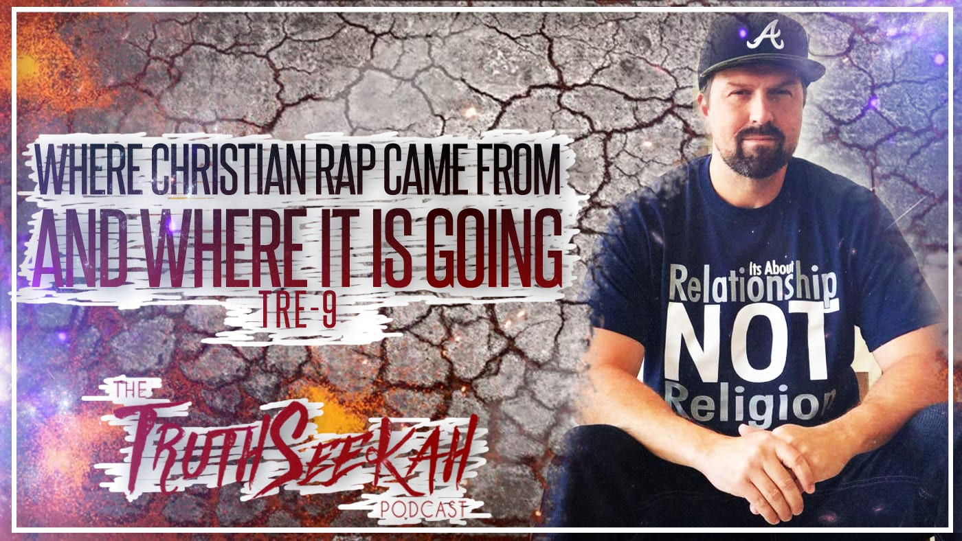 Tre9 | Where Christian Rap Came From And Where It Is Going