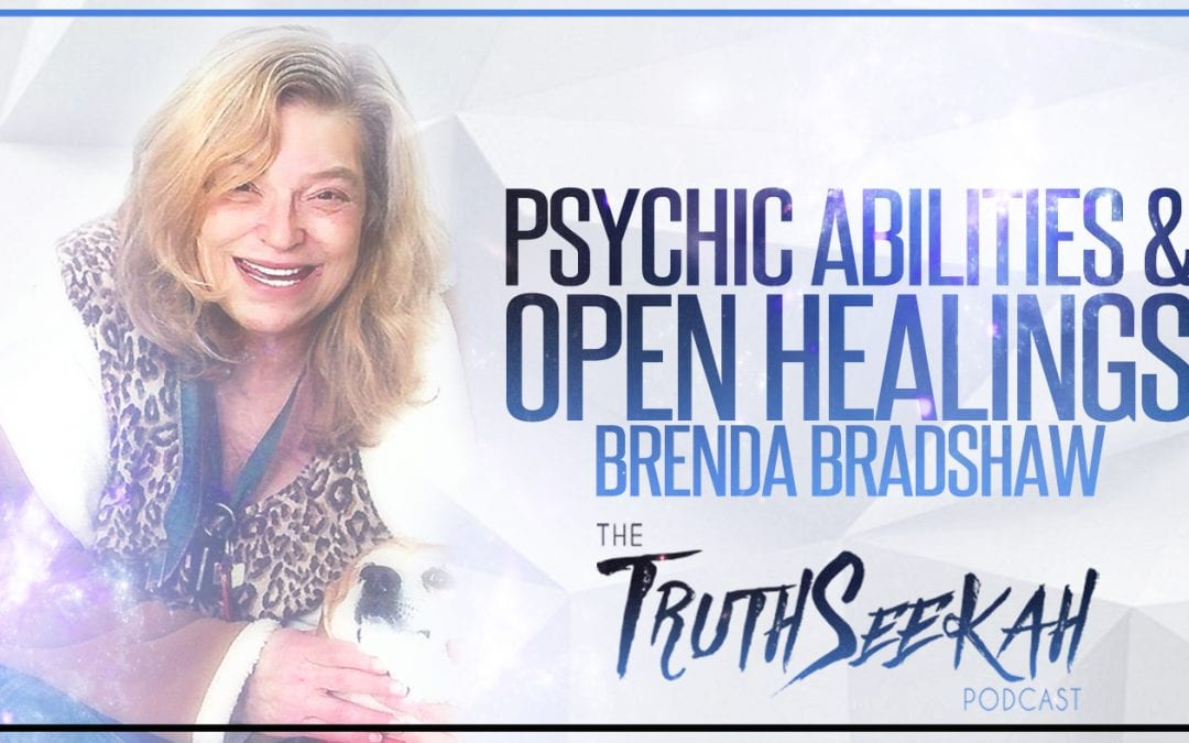 Psychic Abilities Brenda Bradshaw