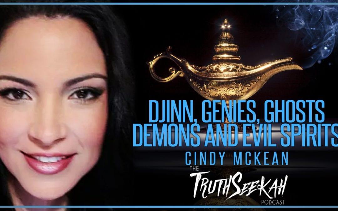 djinn genies demons evil spirits