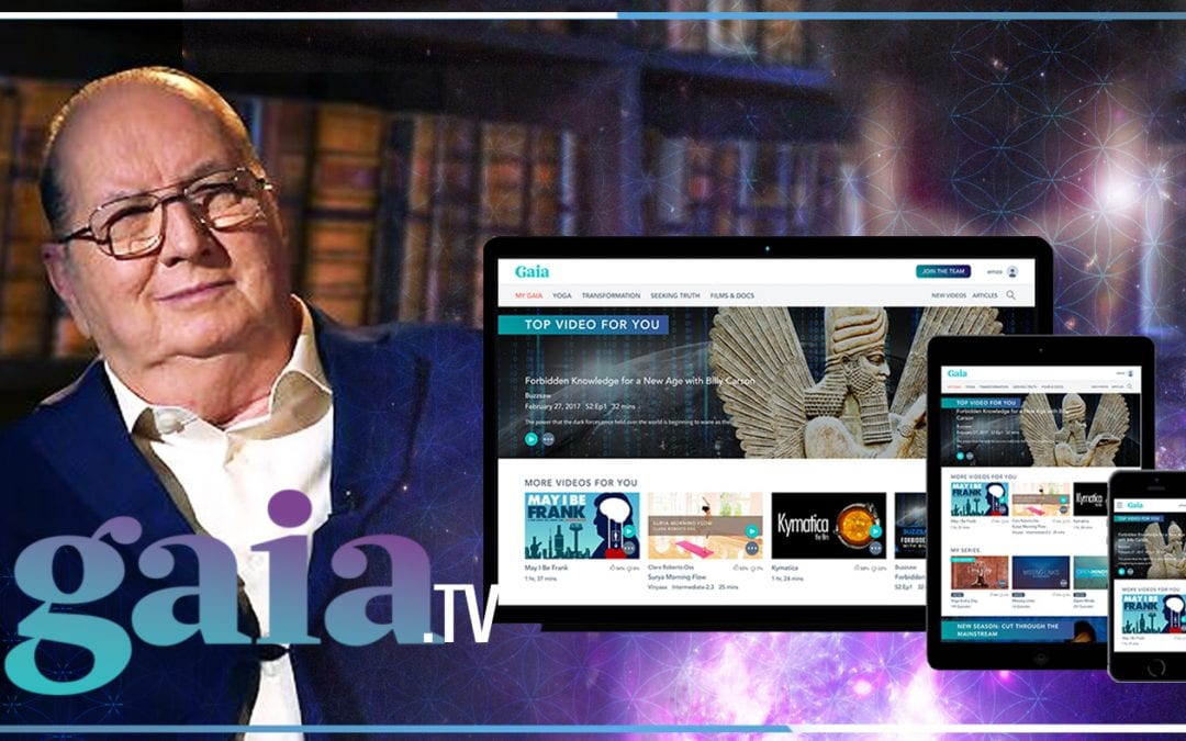 Jordan Maxwell On Gaia TV