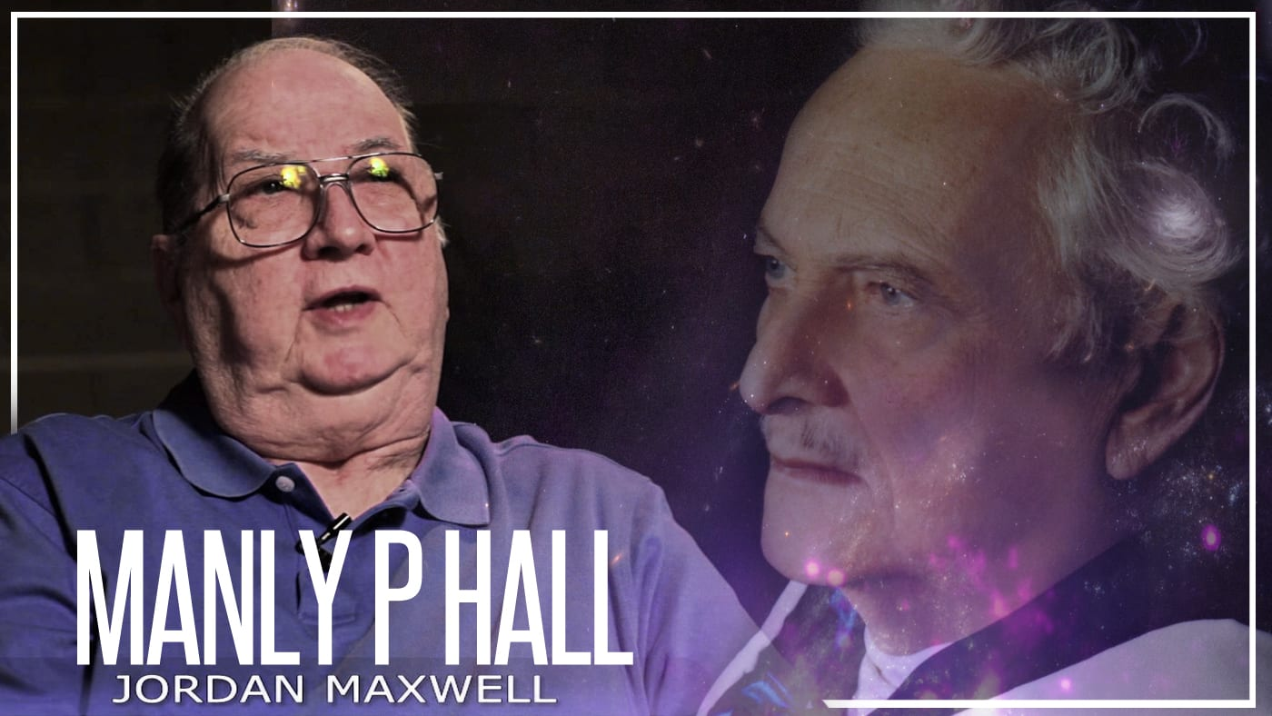 Jordan Maxwell Speaks On Manly P Hall's Death and Their Relationship