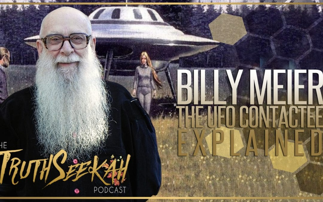 Billy Meier | The UFO Contactee Explained | Michael Horn