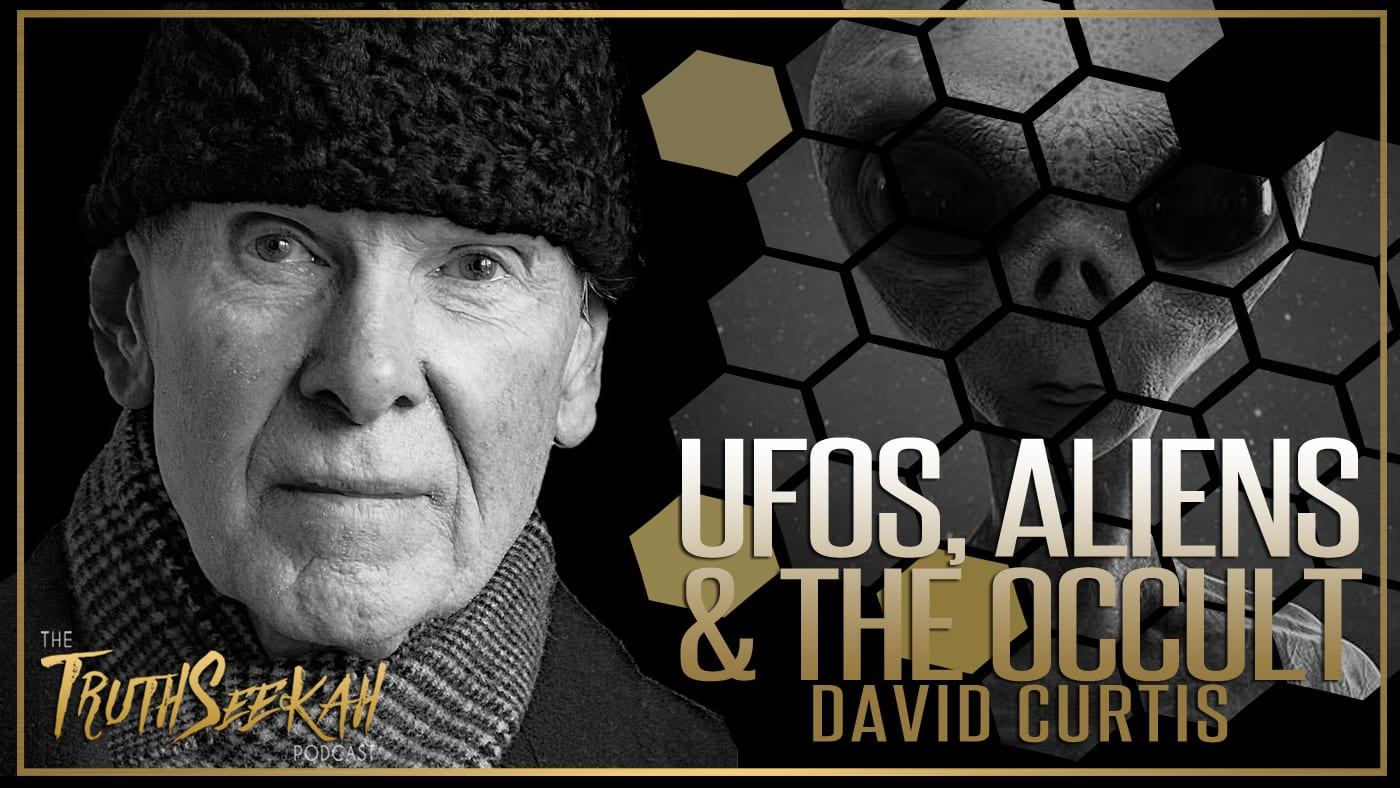 UFOs, Aliens & The Occult | David Curtis