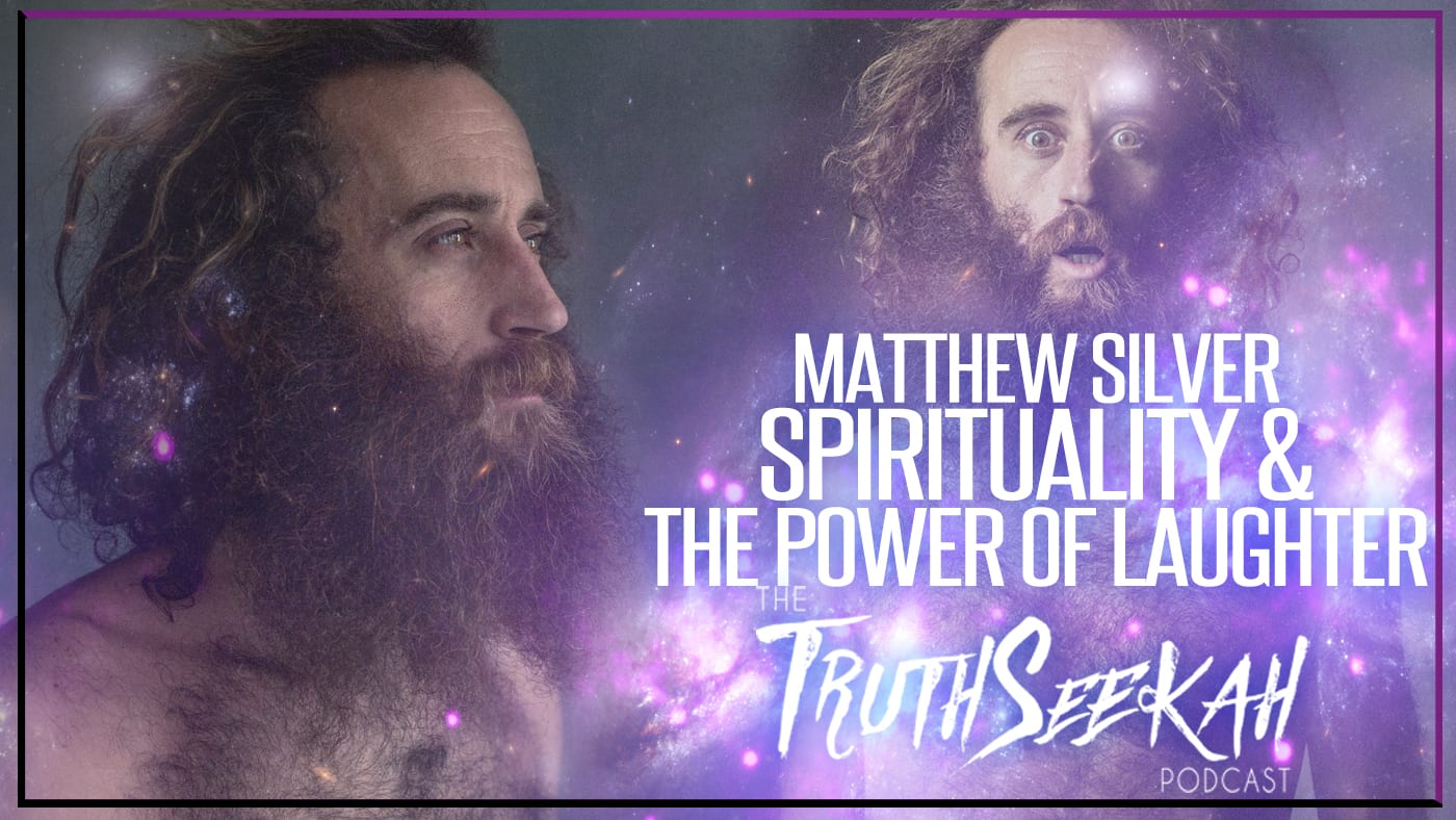 Matthew Silver Spirituality & The Power of Laughter