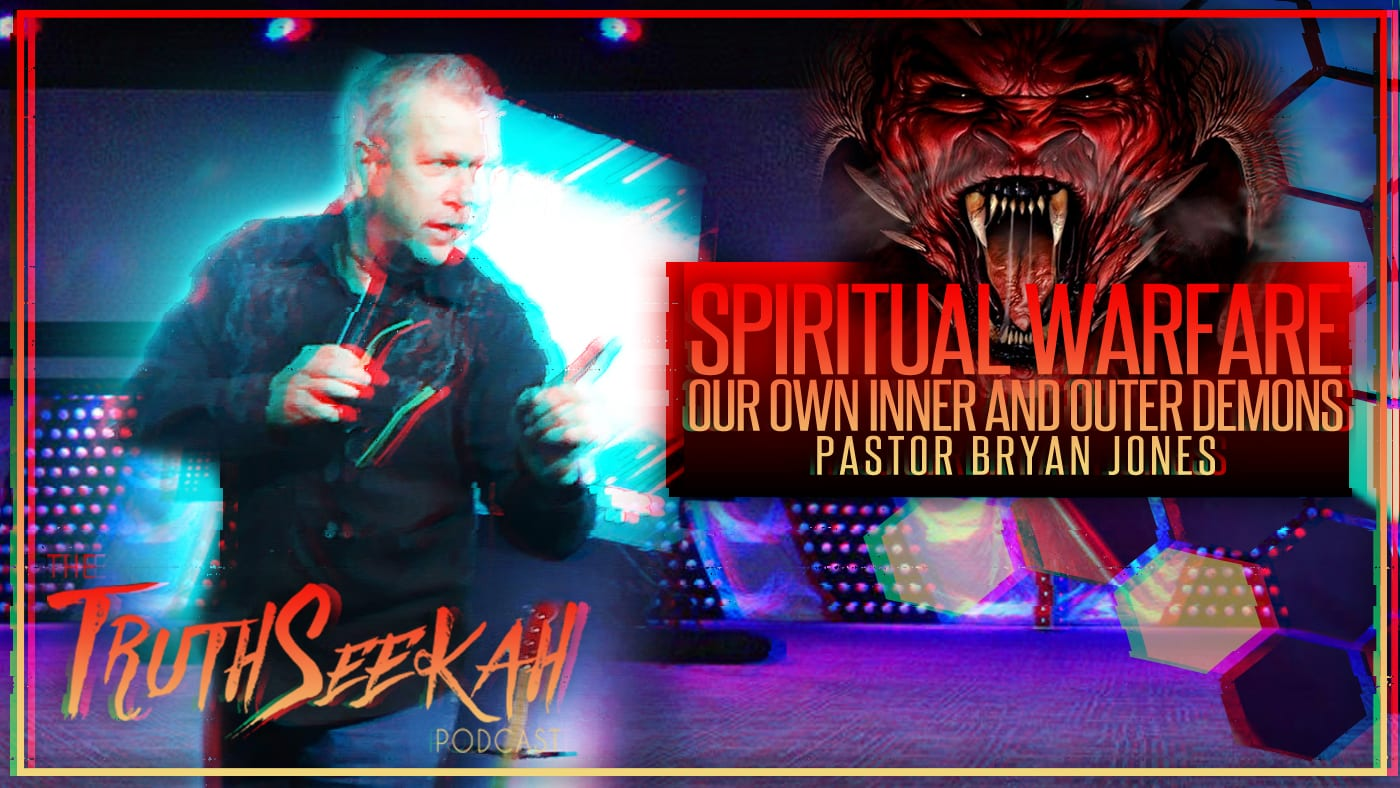 Spiritual Warfare Demons Bryan Jones