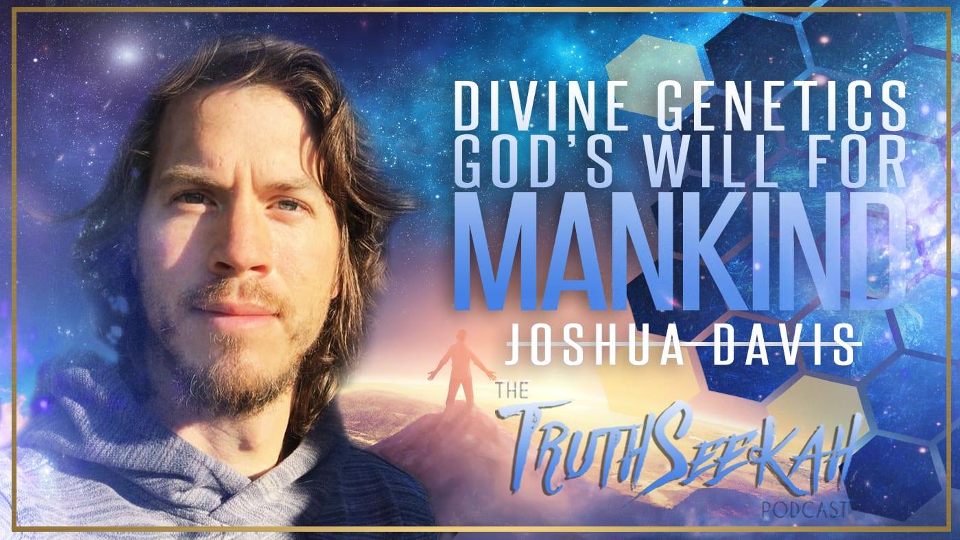 divine genetics god joshua davis