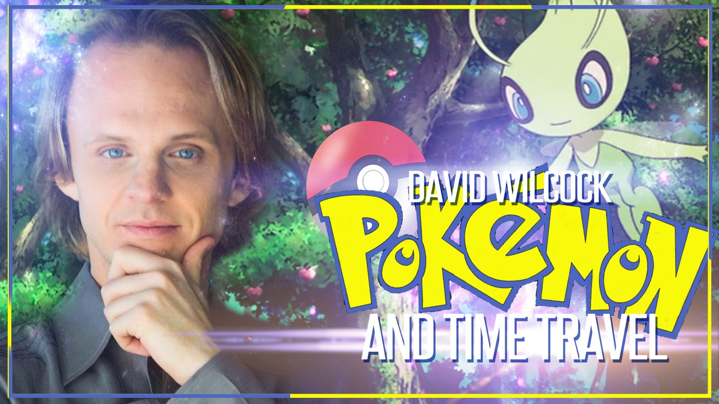 David Wilcock, Synchronicity, Pokemon and Time Travel
