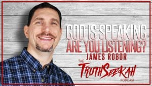 god talking james robor