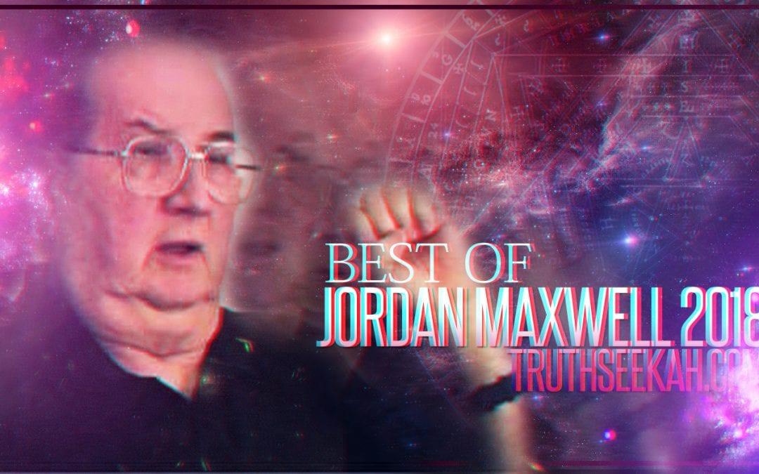 Best of Jordan Maxwell 2018 Interviews
