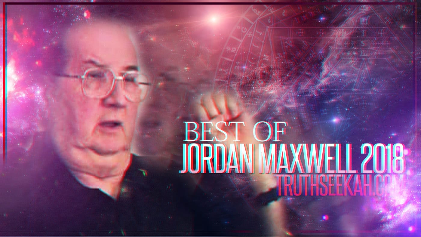 Best of Jordan Maxwell 2018 Interviews