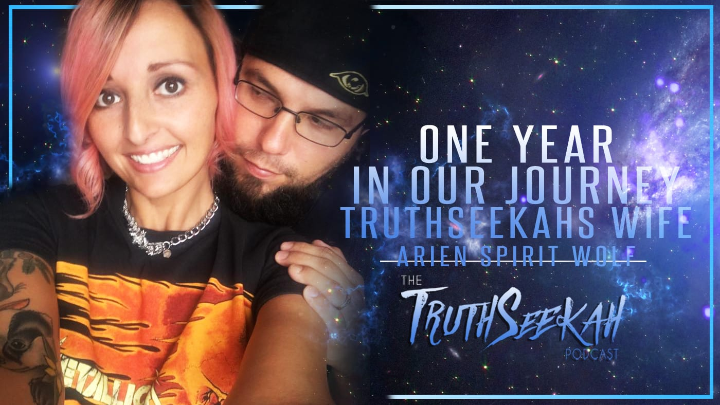 TruthSeekahs Wife | Arien Spirit Wolf | One Year In Our Journey