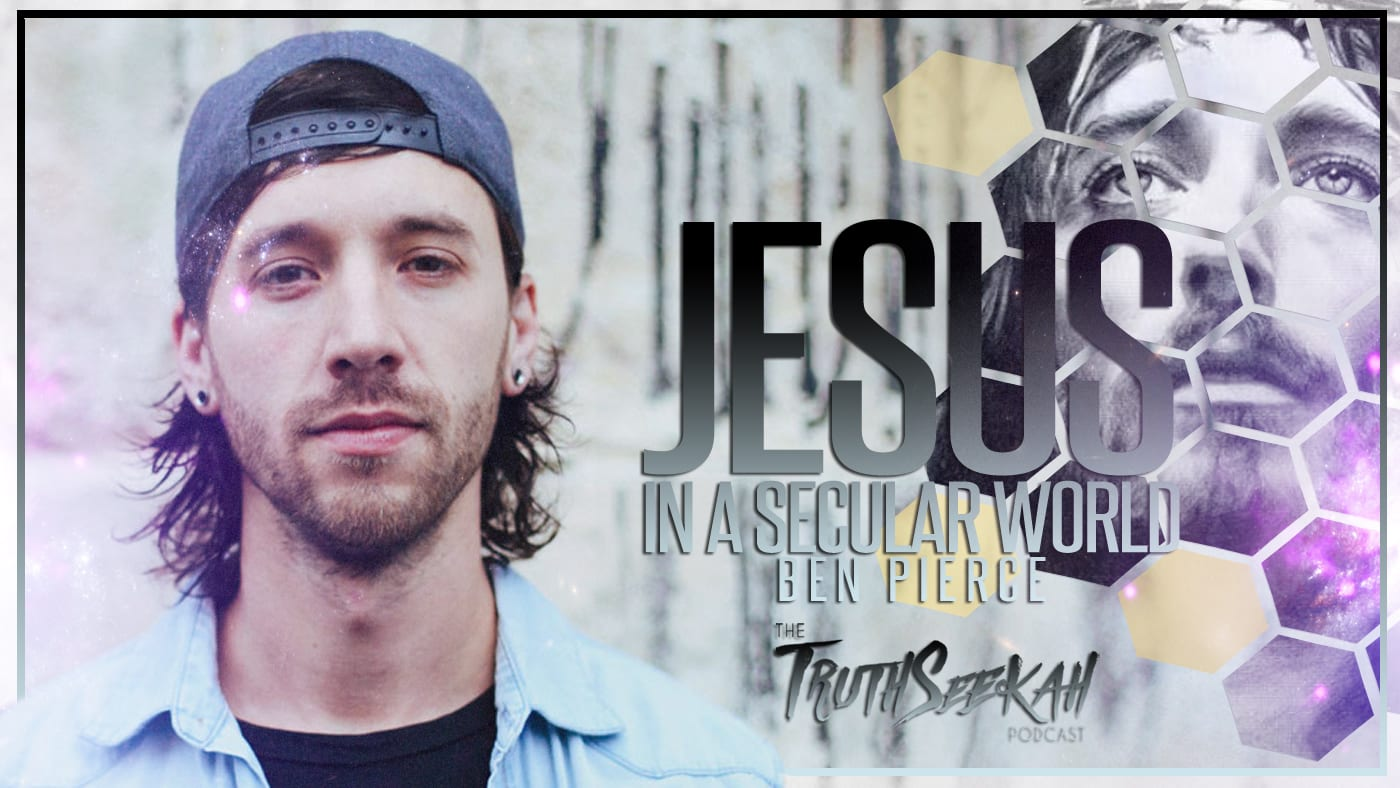 Ben Pierce of Come&Live! | Jesus In A Secular World