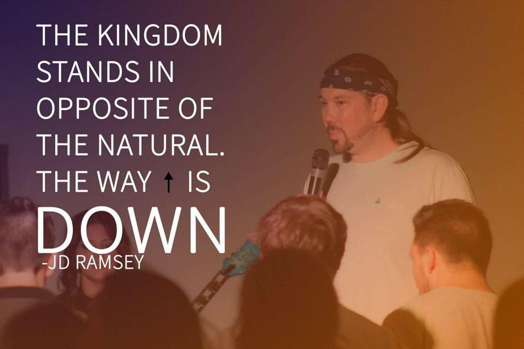 Evangelist JD Ramsey Encounters