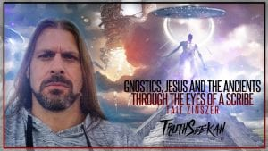 Gnostic Jesus Tait Zinszer