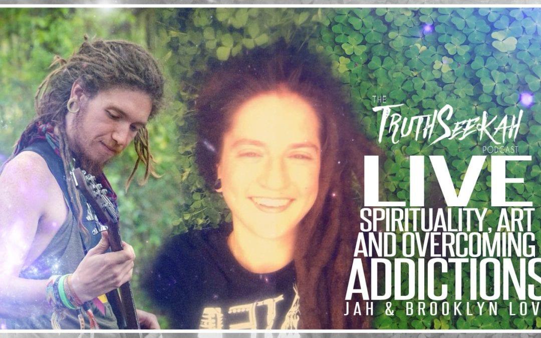TruthSeekah Podcast Live @ Shanti Fest Brooklyn & Jah Love | Spirituality