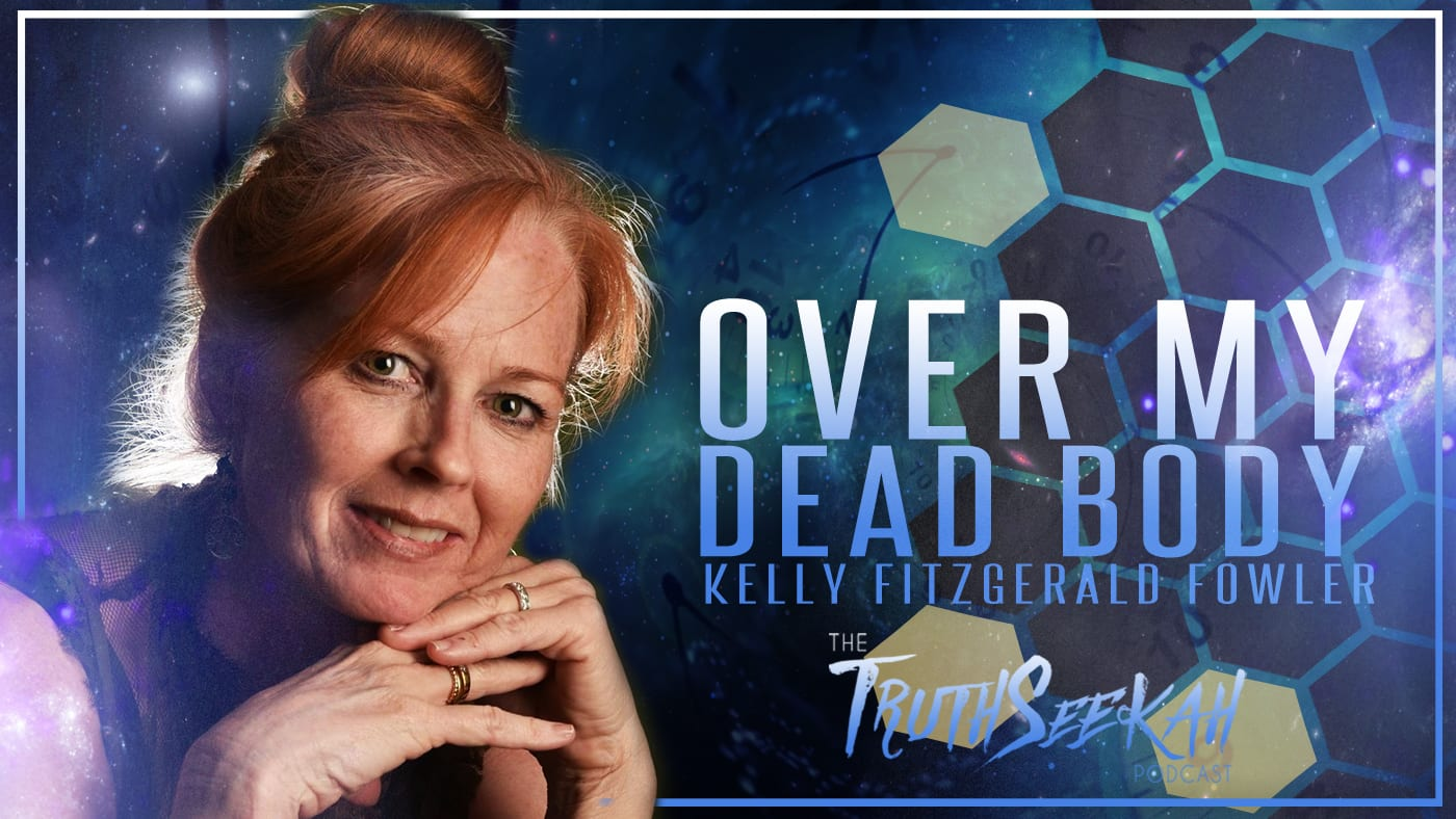 Over My Dead Body | A Journey Through Time | Kelly Fitzgerald Fowler