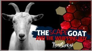 scapegoat whipping boy