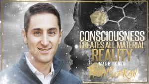 Consciousness Reality Mark Gober