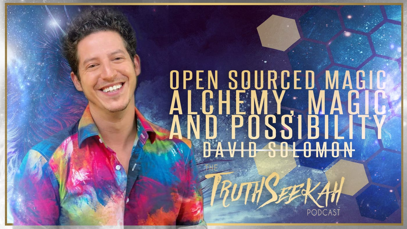 Open Sourced Magic | Alchemy, Magic and Possibility | David Solomon