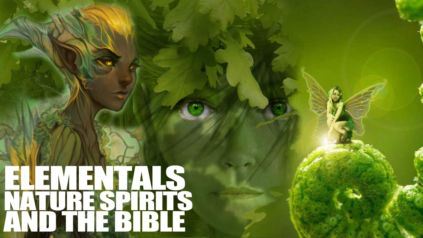 Connecting With Elementals, Nature Spirits And The Bible