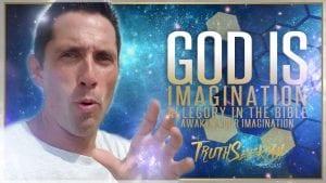 God Imagination Allegory Bible