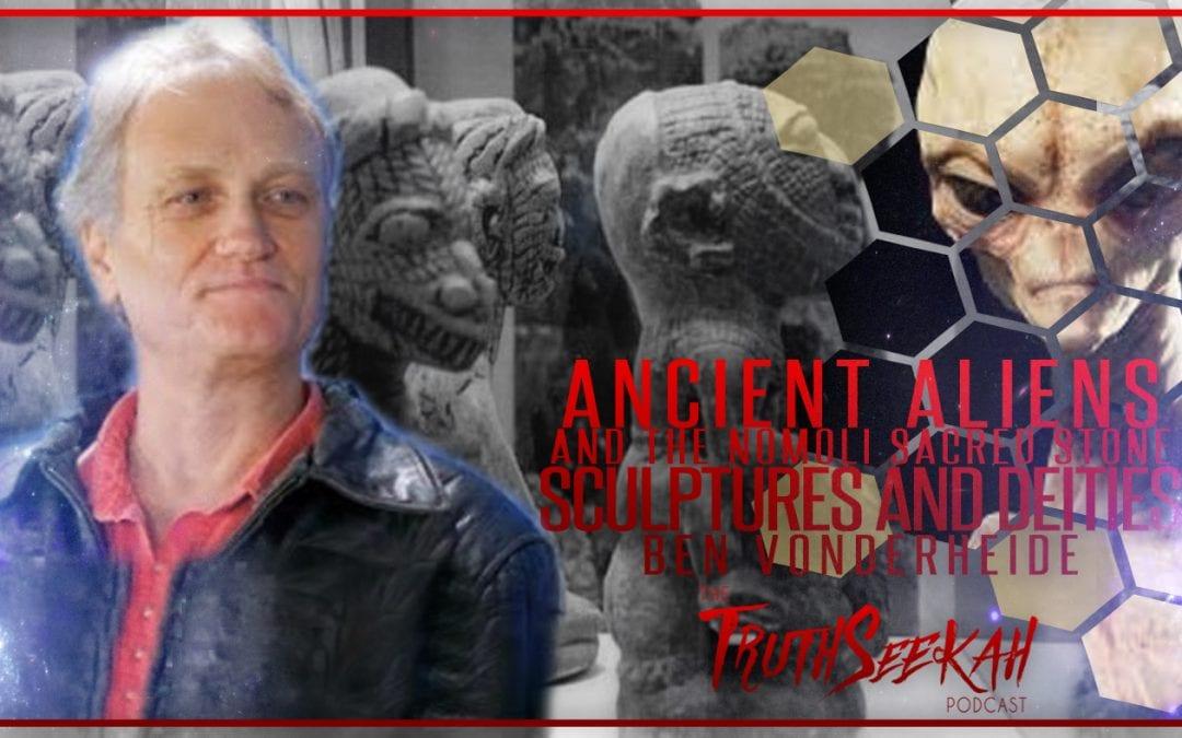 Ancient Aliens and The Nomoli Sacred Stones & Deities | Ben Vonderheide