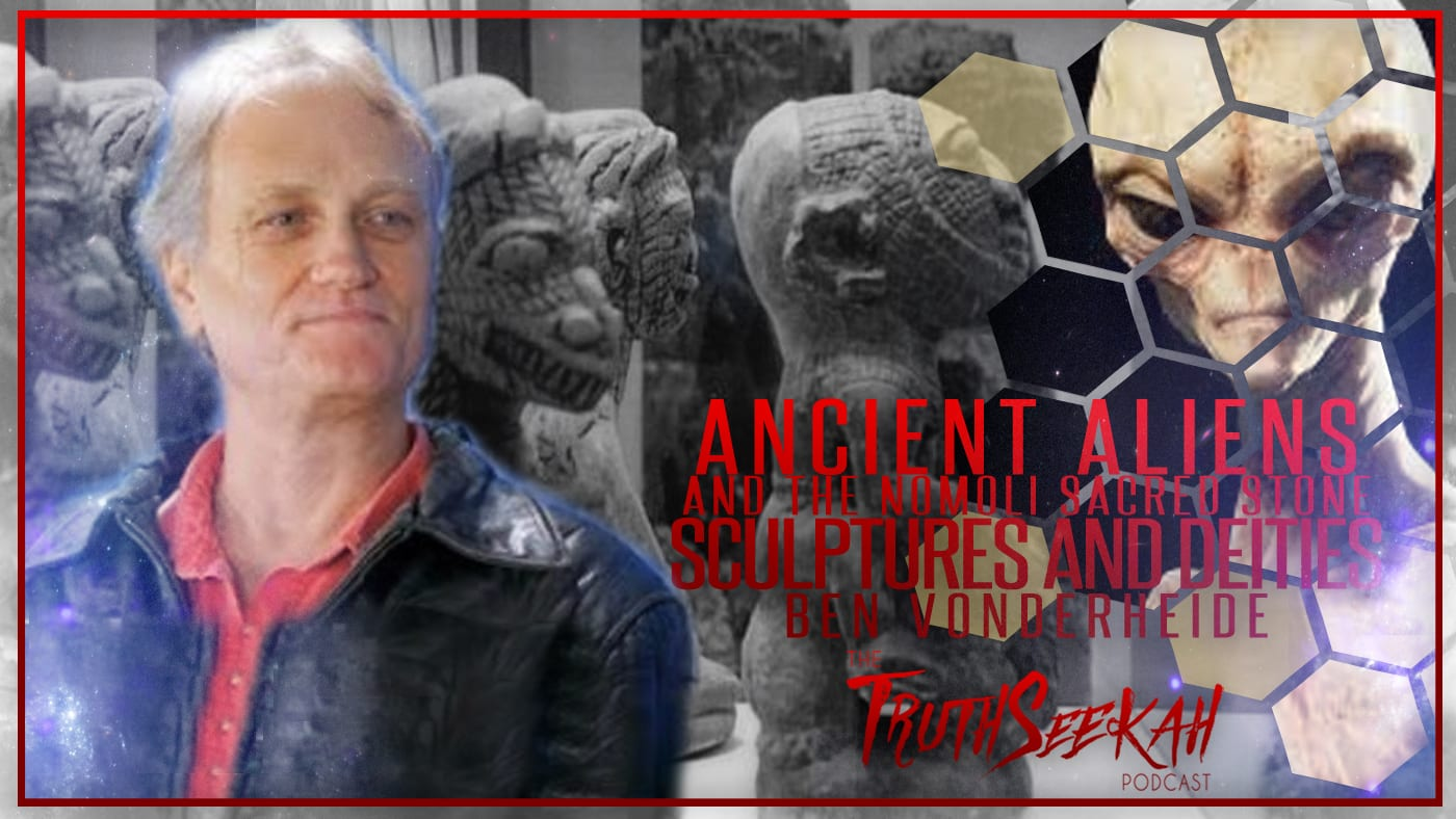 Ancient Aliens and The Nomoli Sacred Stones & Deities | Ben Vonderheide